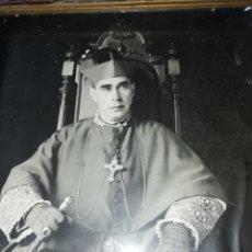Antigüedades: FOTOGRAFÍA DEL OBISPO CANARIO PÉREZ CÁCERES..OBISPO MÁS IMPORTANTE D CANARIAS..LEAN DESCRIPCIÓNN!!!. Lote 230757120