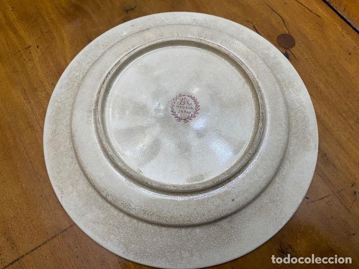 Antigüedades: Plato japonés antiguo - Foto 2 - 230788940