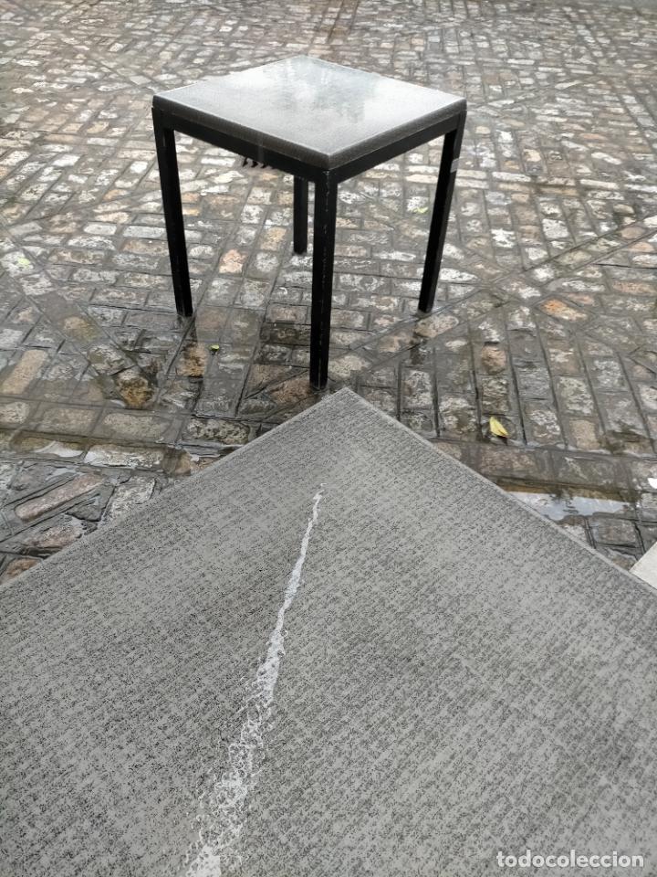 Antigüedades: SOLO RECOGIDA CADIZ CAPITAL CENTRO 24 sillas y 6 mesas de terraza BAR RESTAURANTE - Foto 15 - 229701075