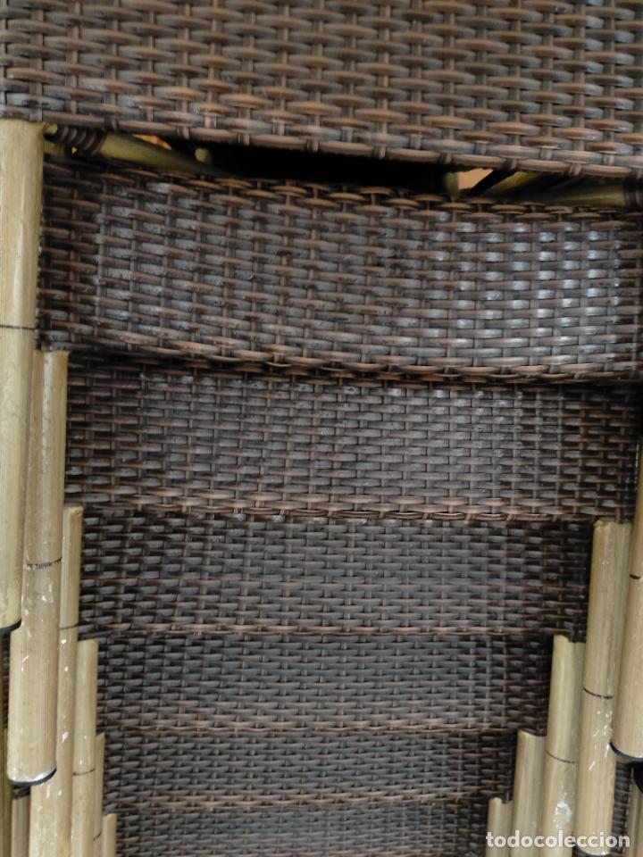 Antigüedades: SOLO RECOGIDA CADIZ CAPITAL CENTRO 24 sillas y 6 mesas de terraza BAR RESTAURANTE - Foto 21 - 229701075