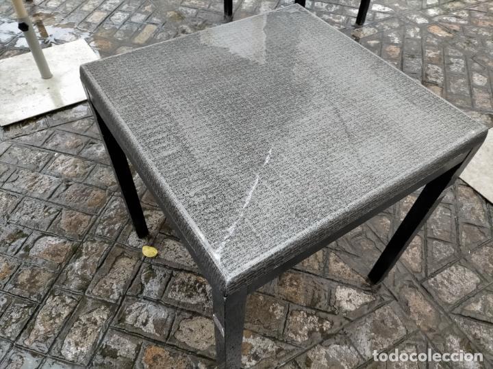 Antigüedades: SOLO RECOGIDA CADIZ CAPITAL CENTRO 24 sillas y 6 mesas de terraza BAR RESTAURANTE - Foto 22 - 229701075