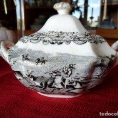 Antigüedades: ANTIGUO AZUCARERO FÁBRICA CARTAGENA.. Lote 230858075