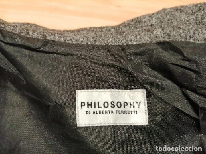 Antigüedades: CHAQUETA PHILOSOPHY DI ALBERTA FERRETTI - Foto 6 - 231021920