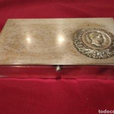 Antigüedades: CAJA DE TABACO. NAPOLEÓN I. Lote 231088585