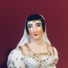 Antigüedades: ANTIGUA FIGURA DE PORCELANA - FRANCIA SIGLO XIX. Lote 231142495