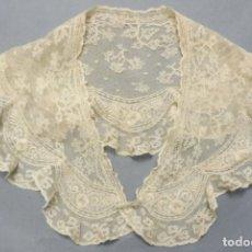 Antiquités: ANTIGUA CAPELINA DE NORMANDÍA - IMAGEN - NOVIA .XIX. Lote 231244280