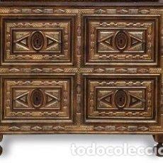 Antiguidades: TAQUILLON SIGLO XIX. Lote 231256920