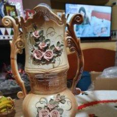 Antigüedades: ANTIGUO JARRON 0 FLORERO. Lote 231401340