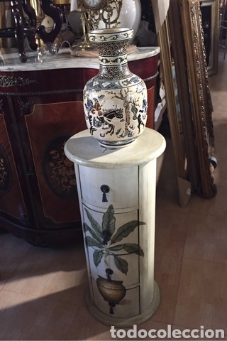 Antigüedades: Mueble peana - Foto 8 - 231425090