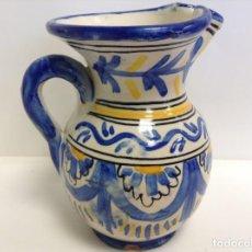 Antigüedades: ANTIGÜA JARRA CERÁMICA *** PUENTE DE ARZOBISPO *** VER IMÁGENES. Lote 231442990