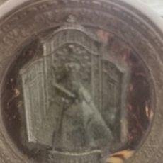 Antigüedades: ANTIGUO MARCO CON IMAGEN RELIGIOSA. Lote 231448935
