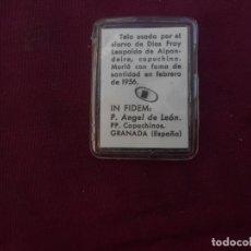 Antiguidades: RELIQUIA DE FRAY LEOPOLDO DE ALPANDEIRE. Lote 231493940