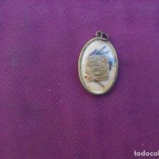 Antigüedades: RELIQUIA DE NUESTRA SEÑORA DE BEGOÑA. Lote 231494590