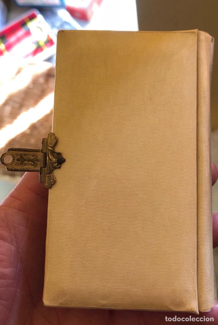 Antigüedades: Misal para comunión, en su caja - Foto 4 - 231756460