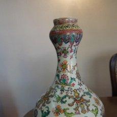 Antiguidades: JARRÓN DE CERAMICA CHINA. Lote 231904595