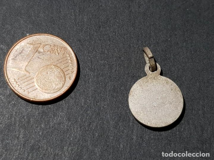 Antigüedades: ANTIGUA MEDALLA CRISTO MEDINACELLI - Foto 2 - 231985860