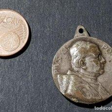 Antigüedades: MEDALLA DE PIVS XI Y MARÍA INMACULADA. Lote 231987050
