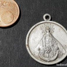 Antiguidades: ANTIGUA MEDALLA ADVOCACIÓN DE LA VIRGEN. Lote 231988535