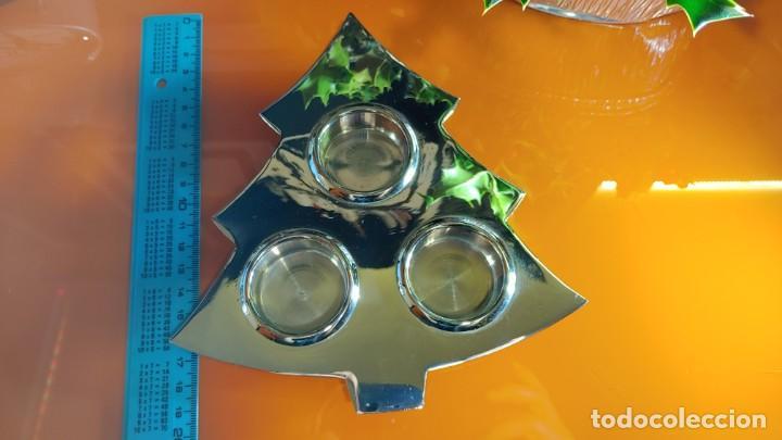 Antigüedades: Portavelas con forma de abeto - Foto 2 - 231997570