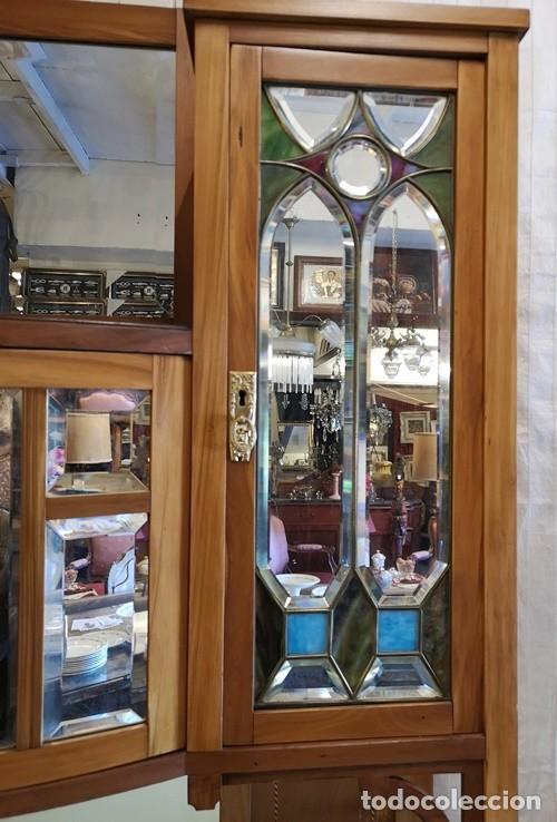 Antigüedades: Mueble Alacena Modernista - Foto 7 - 232147885