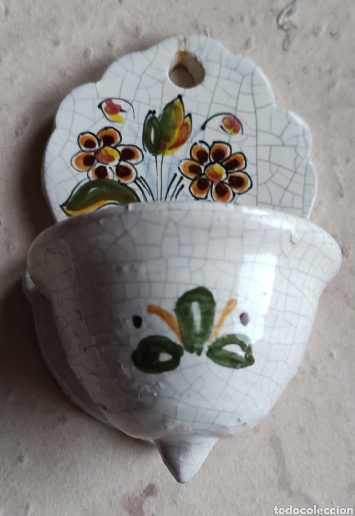 Antigüedades: 3 benditeras - Foto 10 - 232188095