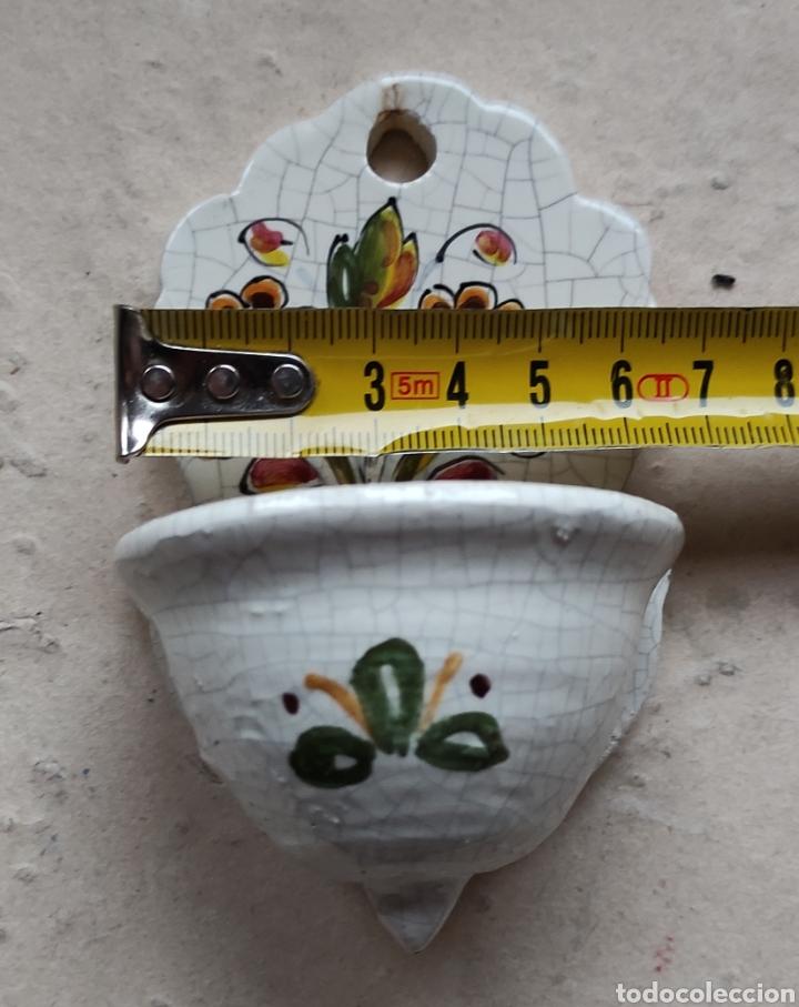 Antigüedades: 3 benditeras - Foto 13 - 232188095