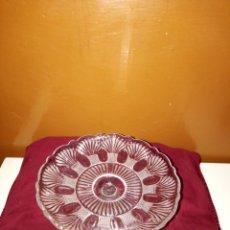 Antigüedades: ANTIGUO FRUTERO DE VIDRIO.. Lote 232264405