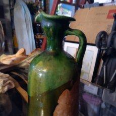 Antiquités: ALCUZA JARRA CERÁMICA ESMALTADA TITO ÚBEDA.. Lote 232266835