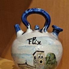 Antigüedades: BOTIJO DE FLIX. Lote 232337210