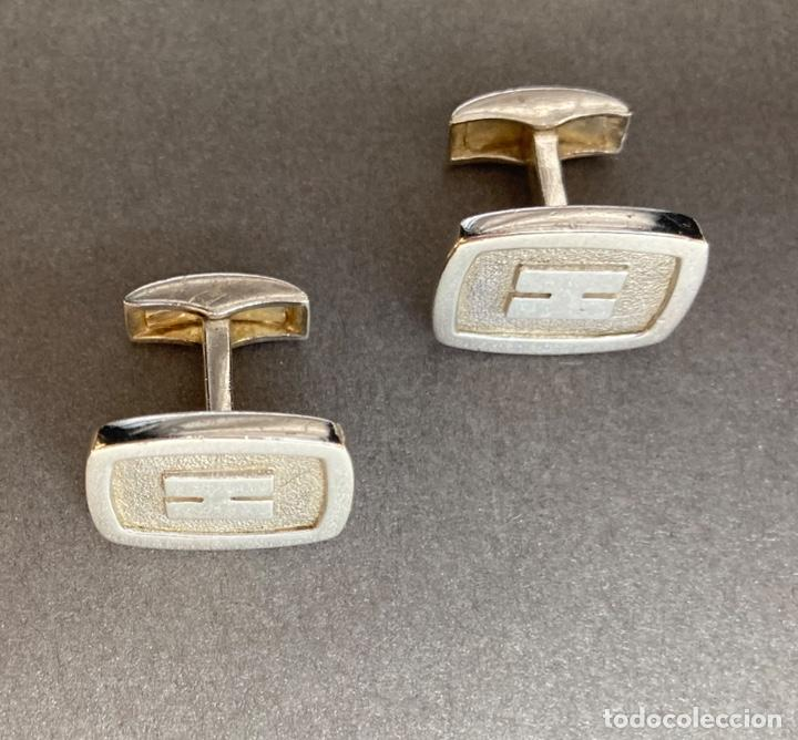 Antigüedades: Gemelos de Plata - Foto 2 - 232339530
