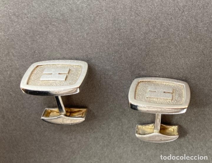 Antigüedades: Gemelos de Plata - Foto 3 - 232339530