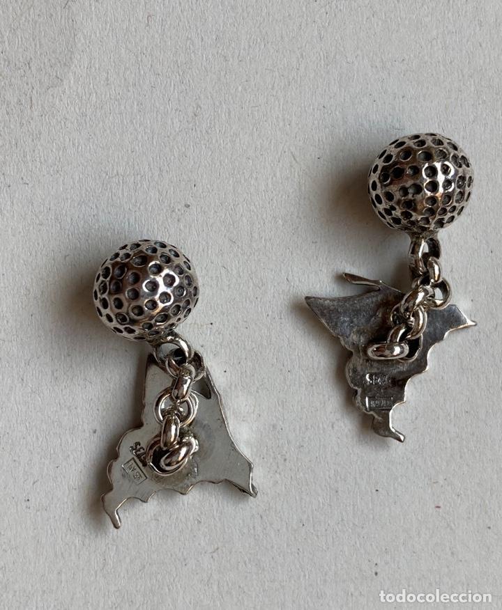 Antigüedades: Gemelos de Plata - Foto 3 - 232340445