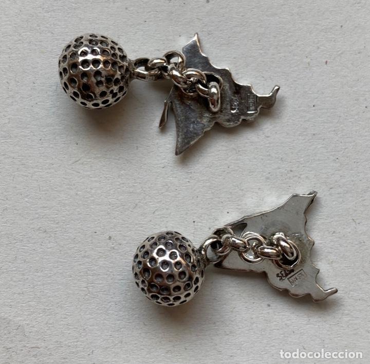Antigüedades: Gemelos de Plata - Foto 4 - 232340445