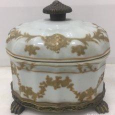 Antigüedades: ANTIGUA BOMBONERA FRANCESA NAPOLEÓN III SIGLO XIX. Lote 232391780