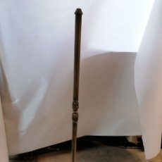 Antigüedades: PIE LÁMPARA BRONCE. Lote 232463490