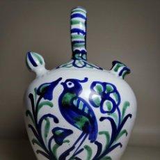 Antigüedades: ANTIGUO BOTIJO DE COLECCION-CANTIR- GRANADA. Lote 232501900