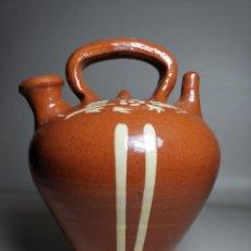 Antigüedades: ANTIGUO BOTIJO DE COLECCION-CANTIR DE LA BISBAL-. Lote 232566785