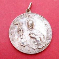 Antigüedades: MEDALLA ANTIGUA MAESTRO BEATO JUAN DE ÁVILA. MUY RARA.. Lote 232704163