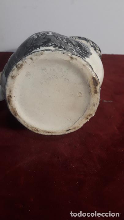 Antigüedades: jarra de ceramica cartagena siglo xix,tamaño pequeño - Foto 2 - 232721620