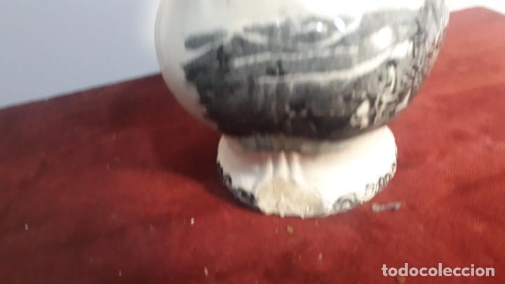 Antigüedades: jarra de ceramica cartagena siglo xix,tamaño pequeño - Foto 4 - 232721620