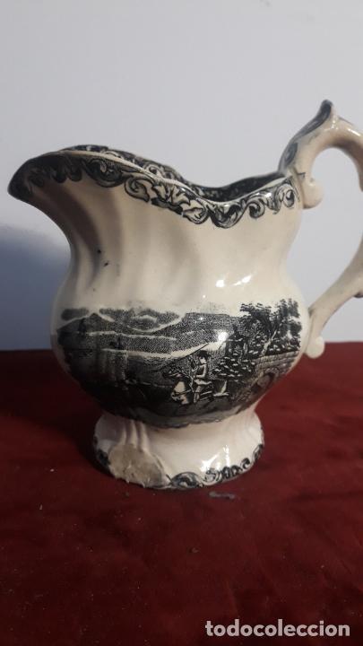 Antigüedades: jarra de ceramica cartagena siglo xix,tamaño pequeño - Foto 5 - 232721620