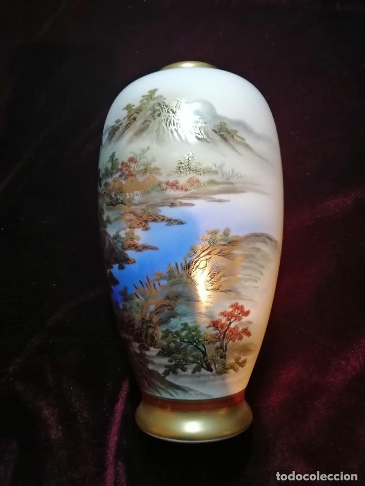 JARRÓN SOHO CHINA (Antigüedades - Porcelanas y Cerámicas - China)