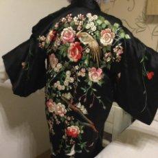 Antigüedades: KIMONO JAPONES. Lote 232853995