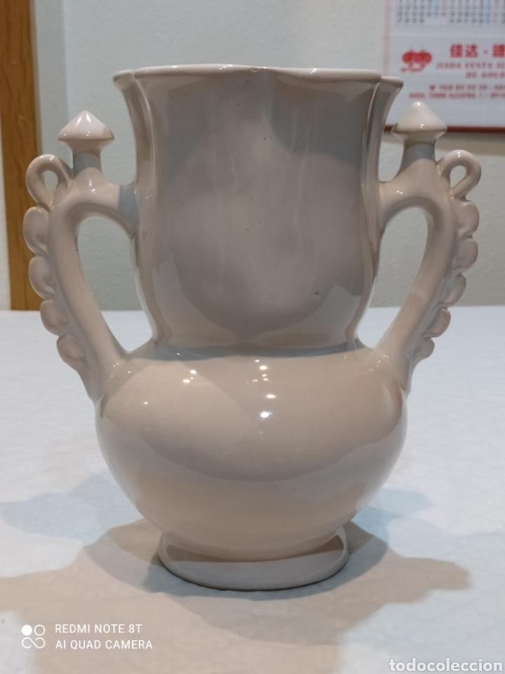 Antigüedades: Precioso jarrón antiguo de la novia de larios - Foto 5 - 233030245