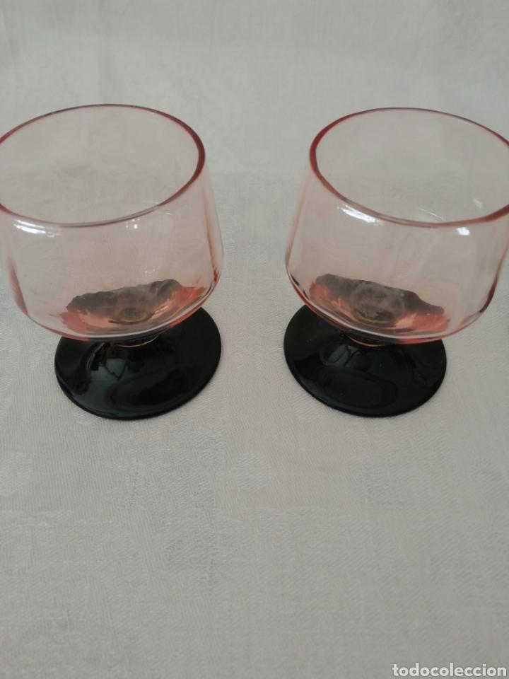 Antigüedades: Copas cristal de Murano - Foto 2 - 233084750