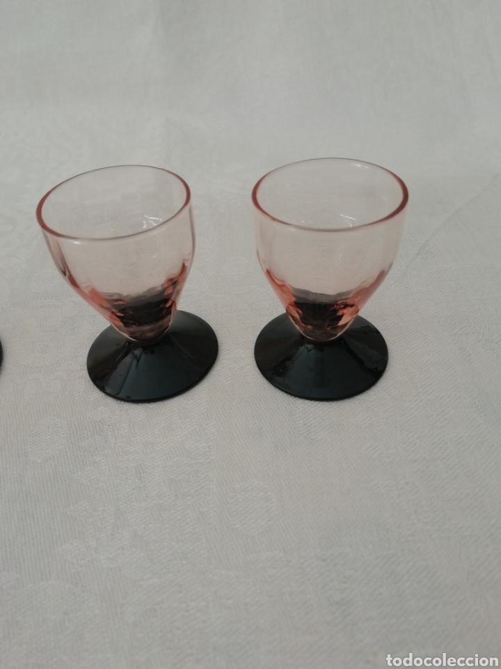 Antigüedades: Copas cristal de Murano - Foto 3 - 233084750