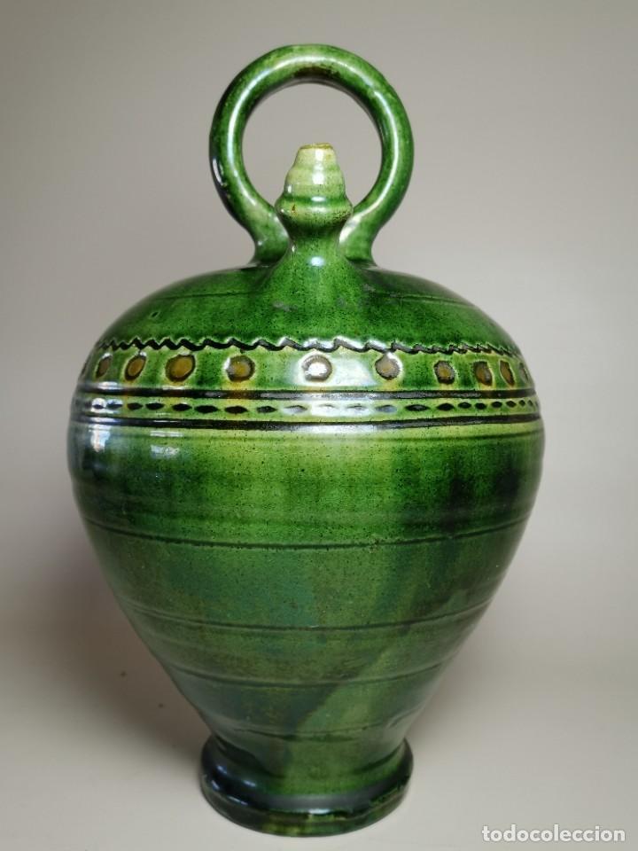 Antigüedades: ANTIGUO BOTIJO DE COLECCION-CANTIR --TITO--UBEDA--JAEN - Foto 7 - 233153120