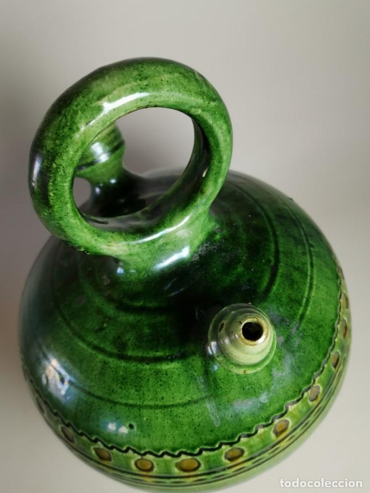Antigüedades: ANTIGUO BOTIJO DE COLECCION-CANTIR --TITO--UBEDA--JAEN - Foto 8 - 233153120