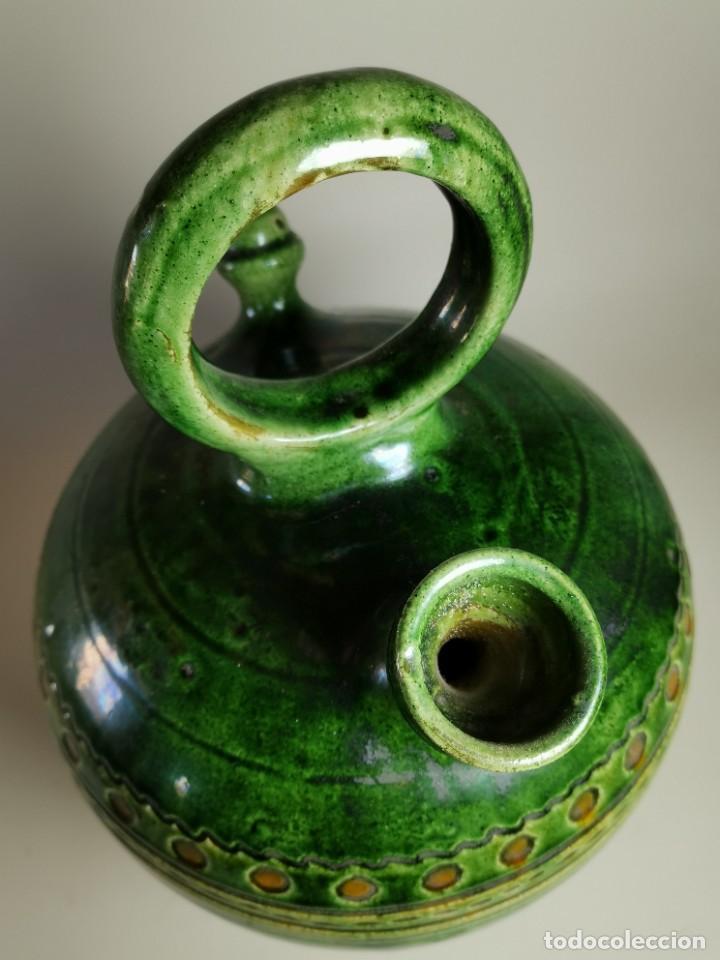 Antigüedades: ANTIGUO BOTIJO DE COLECCION-CANTIR --TITO--UBEDA--JAEN - Foto 9 - 233153120