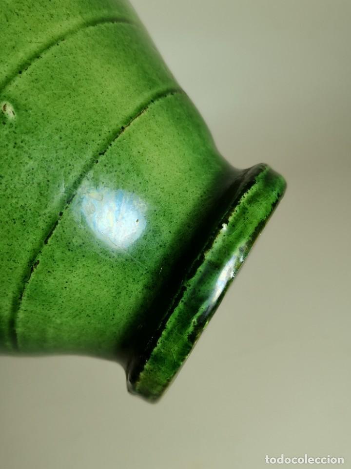 Antigüedades: ANTIGUO BOTIJO DE COLECCION-CANTIR --TITO--UBEDA--JAEN - Foto 12 - 233153120